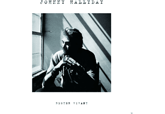 Johnny Hallyday - Rester Vivant - (CD)