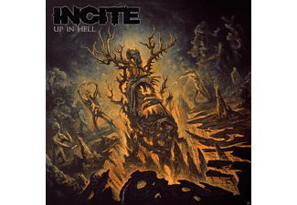 Incite - Up In Hell (Lp+Mp3) [Vinyl]