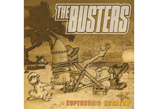 The Busters - Supersonic Scratch - (Vinyl)