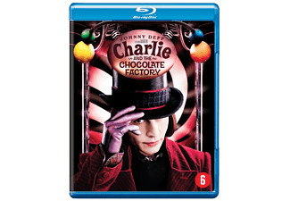 Charlie And The Chocolate Factory | Blu-ray