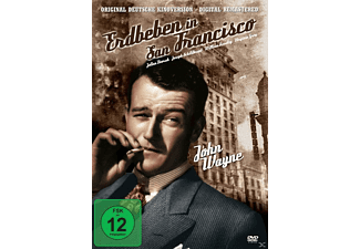 ERDBEBEN IN SAN FRANCISCO (DEUTSCHE KINOVERSION) - (DVD)