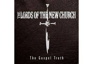 Lords Of The New Church - The Gospel Truth (3cd+Dvd) - (CD + DVD Video)