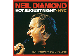 Neil Diamond - Hot August Night/Nyc (2-Cd) - (CD)