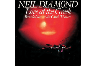 Neil Diamond - Love At The Greek - (CD)