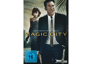 Magic City - Season 2 - (DVD)