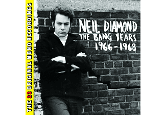 Neil Diamond - The Bang Years 1966-1968 - (CD)