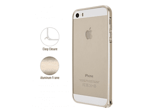 ARTWIZZ 5965-1356 AluBumper Bumper Apple iPhone 5, iPhone 5s Aluminium Gold