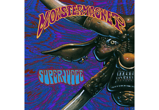 Monster Magnet, VARIOUS - Superjudge - (CD)