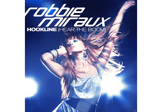 Robbie Miraux - Hookline (Hear The Boom) - (Maxi Single CD)