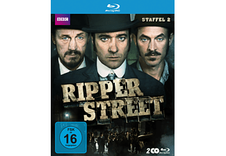 Ripper Street - Staffel 2 - (Blu-ray)