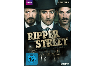 Ripper Street - Staffel 2 [DVD]