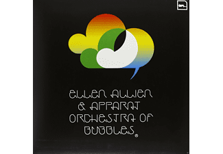 Ellen & Apparat Allien - Orchestra Of Bubbles - (Vinyl)