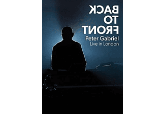 Peter Gabriel - Back To Front - Live In London | DVD