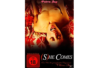 (S)HE COMES - (DVD)