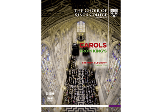 The Choir Of King's College - Carols From King's - (DVD-ROM)