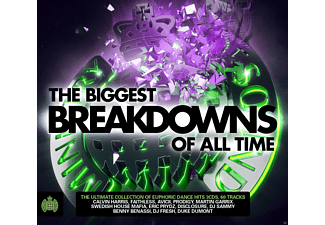 VARIOUS - The Very Best Of Breakdowns [CD]