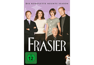 Frasier - Die Neunte Season [DVD]