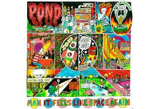 P.O.N.D. - Man It Feels Like Space Again (Vinyl) [Vinyl]