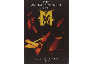 The Michael Schneker Group - Live In Tokyo 1997 - (DVD)
