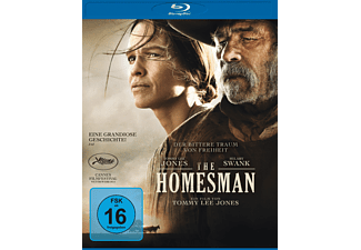The Homesman - (Blu-ray)