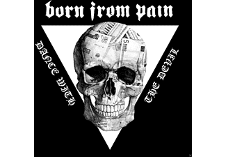Born From Pain - Dance With The Devil - (CD)