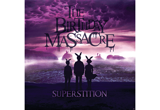 The Birthday Massacre - Superstition [CD]
