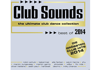 VARIOUS - Club Sounds-Best Of 2014 [CD]