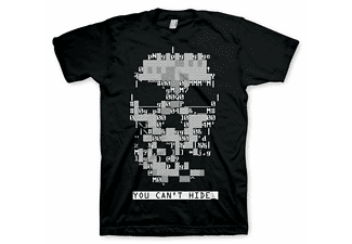 "Watch Dogs T-Shirt ""Skull"" Größe XXL"