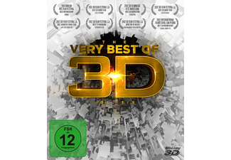 The Very Best of 3D - Das Oiginal Vol. 1-9 [3D Blu-ray]