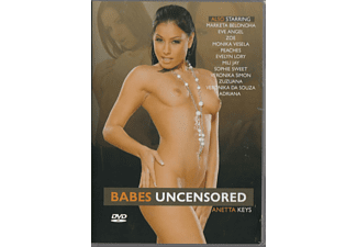 Babes Uncensored - Anetta Keys - (DVD)