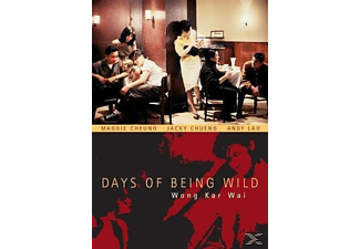Days Of Being Wild - (DVD)