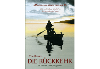The Return - Die Rückkehr [DVD]