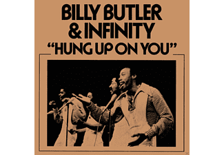 Billy & Infinity Butler - Hung Up On You [CD]