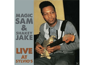 Magic Sam & Shakey Jake - LIVE AT SYLVIO S - (CD)