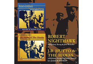 Robert Nighthawk, J.B. Hutto & The Hawks - Masters Of Modern Blues - (CD)