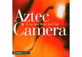 Aztec Camera - Deep and Wide and Tall - The Platinum Collection (CD)