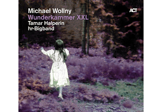 Michael Wollny, Tamar Halperin, Hr-bigband - Wunderkammer Xxl (Collector's Edition) - (CD)