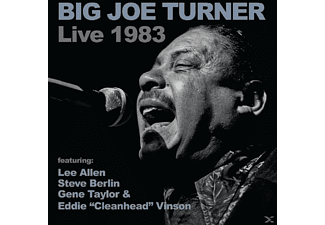 Big Joe Turner - Big Joe Turner Live 1983 - (CD)
