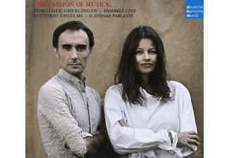 Oberlinger/Ghielmi/Ensemble 1700/Suonar Parlante - The Passion Of Music - (CD)