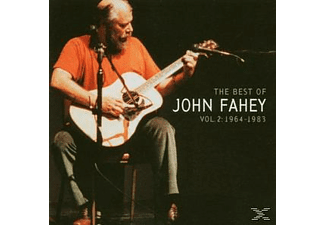 John Fahey - Best Of Vol.2:1964-1983 [CD]