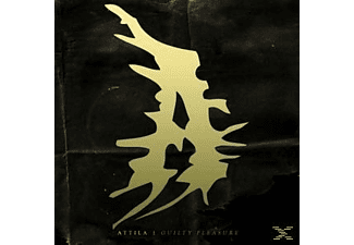 Attila - Guilty Pleasure [CD]