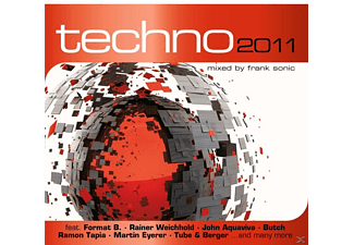 VARIOUS - Techno 2011 - (CD)