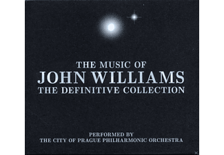 The City Of Prague Philharmonic Orchestra, London Music Works, N.Y. Jazz Orchestra - The Music Of John Williams - The Definitive Collection - (CD)