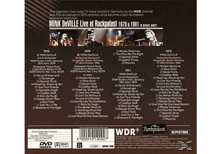 Mink De Ville - Live At Rockpalast (Wdr Studio-L, Köln, Germany, 1 [DVD]