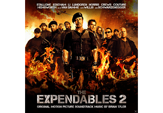 OST/VARIOUS - The Expendables 2 - (CD)