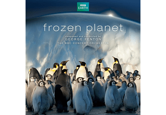 BBC Concert Orchestra - Frozen Planet (Ost) - (CD)