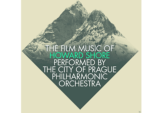 The City Of Prague Philharmonic Orchestra - The Film Music Of Howard Shore - (CD)