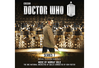 Murray Gold - Doctor Who Series 7 - (CD)