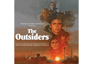 VARIOUS - The Outsiders - (CD)