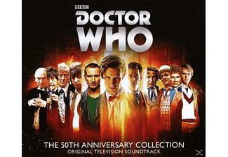 VARIOUS - Doctor Who-The 50th Anniversary Collection - (CD)